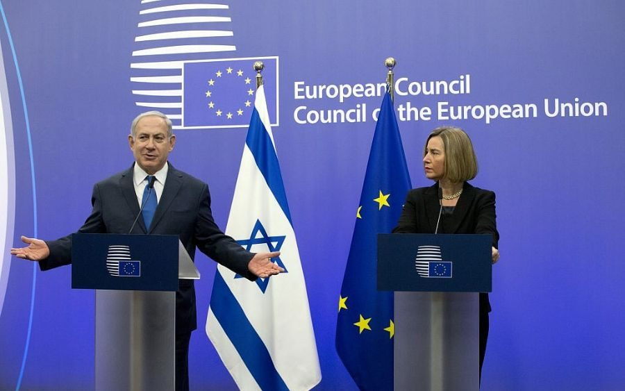 A Less Perfect Union Israel Has All But Given Up On The EU